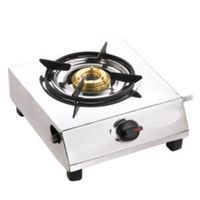 Apex Single Burner 1 Burners Manual Ignition Stainless Steel Top Gas Stove  #RepublicDaySale #RepublicDayOffers #TheGreatIndianBazaarSale