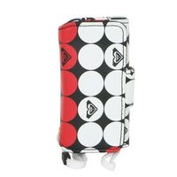 Roxy Ladies Roxy What A Girl Wants Nano Case Jet Keep your lovely little MP3 player scratch-free and looking ace with Roxys Nano case. It folds open to reveal your device clicks closed with a magnetic popper and has a little carry string. Comes boxe http:...
