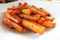 Recipe for carrots with honey