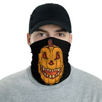 Reusable male face mask / neck gaiter / reusable face shield / headband / bandana / wristband / neck warmer. $29.26