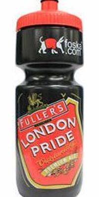 Foska London Pride Water Bottle Foska London Pride Water Bottle. Cheese and crackers, Homer and Marge, beer and cycling - some things were just made for each other. Whod have thought that the humble water bottle could look so good? http://www.comparestore...