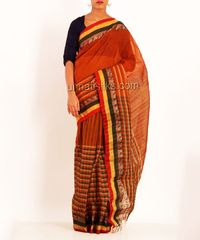 online shopping for celebrity cotton sarees are available at www.unnatisilks.com