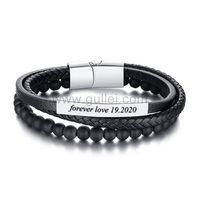 Name Plate Promise Bracelet Gift for Him https://www.gullei.com/name-plate-promise-bracelet-gift-for-him.html