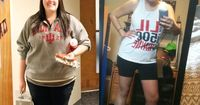 234 to 174 in 6 months AND SHE'S A HOOSIER!!