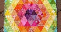 Anna Maria's Patchwork Prism - Marci Girl Designs, via Flickr