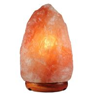 Natural Himalayan Salt Lamp, 3 ~ 6 lbs $20.00