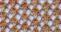 Free pattern.. on my knitting list.. maybe this will be a scarf or something..i haven't decided yet..