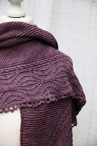 shawl patterns, ravelry and patterns.