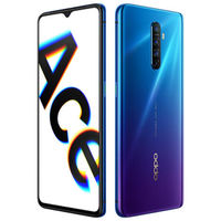 OPPO Reno Ace CN Version 6.5 inch FHD+ 90 Hz Refresh Rate NFC 4000mAh SuperVOOC 2.0 48MP Quad Rear Cameras 8GB RAM 128GB ROM Snapdragon 855 Plus Octa Core 2.96GHz 4G Smartphone