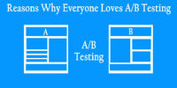 Are you running an eCommerce website? If yes, then do A/B testing. By eCommerce landing page optimization you will come to know what your customers feel about your website or products, where your website lacks or where you are really making most.