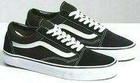 New Vans Old Skool Classic Canvas/Suede Unisex Skate Shoes/Sneakers/Trainers $49.0