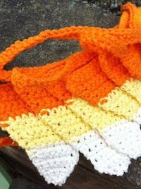 candy corn, bunting pattern and crochet patterns.