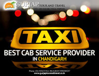 Gurjap Tour and Travel - Hire outstation AC Taxis at best fares starting at affordable one way and round trip taxi service in Chandigarh. Book our taxis to enjoy your trip. Call us 9815185257 or visit: http://www.gurjaptourandtravel.co.in/taxi-services.ht...