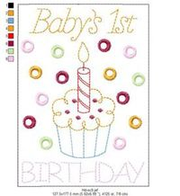 Greeting cards-embroidery designs