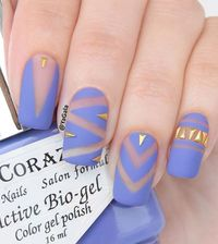 What better way to spend your time that painting your nails. The beauty of painting nails is that you can change them every few weeks and can also be seasonal.