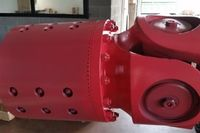 Green gear universal shaft 6.jpg Green Gear transmissioni is working on universal Steel mills, universal Paper mills, Continuous casting steel plants and all type making universal shafts etc.