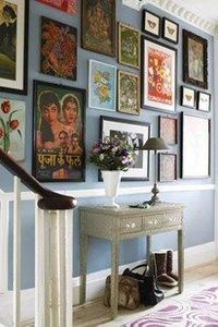 21 Cool Ways to Hang Pictures