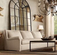 Belgian Wingback Sofa | Restoration Hardware