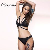 Sexy Seen Through Lift Up Black Comfortable Outfit Bra Underwear - Bonny YZOZO Boutique Store