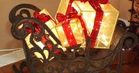 Create a Lighted Holiday Gift Box | Easy Crafts and Homemade Decorating & Gift Ideas | HGTV