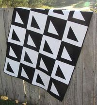 Enjoy these free one-block quilt patterns, made by repeating the same block over and over again. These straightforward designs are simple yet stunning.