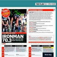 Half iron training plans- cycle focused