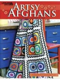 Artsy Afghans - book only, no PDF download