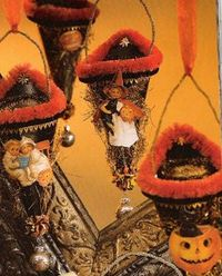 """Vintage Halloween is rapidly becoming out of reach for many collectors and the Bethany Lowe Designs collection can easily satisfy the """"need"""" for the vintage loo"""