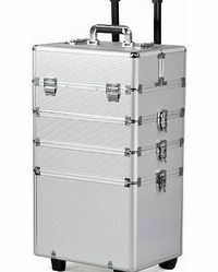 tinxs Beauticians, Hairdressers, Makeup, Nail Tech, 4in1 Silver Cases. Boxes And Trolley case No description (Barcode EAN = 6934041422719). http://www.comparestoreprices.co.uk/trolley-cases/tinxs-beauticians-hairdressers-makeup-nail-tech-4in1-silv...