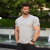 Mens Casual Bodybuilding T-Shirt $29.99
