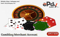 To know more about our Gambling merchant account, connect with us. | info@eskaypay.com 