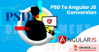 PSD to AngularJS Conversion