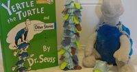 Have a Dr. Seuss fan? Have fun with this easy DIY Yertle the Turtle game!