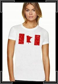 Cannesota | 1 of 1 clothing - for all the Canadian Minnesotans out there.