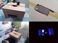 make your smarphone to a home theatre