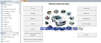 """Example MS Access Database """"Auto Parts Store"""""""