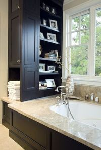 Storage around Master Bath - Traditional Bathroom Design, Pictures, Remodel, Decor and Ideas - page 24