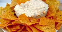 Beer- Cheese Dip- Serve with Doritos during the game, and it will disappear FAST. | Sunshine Recipes