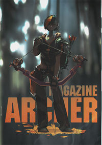 archer magazin by ivan pozdnyakov