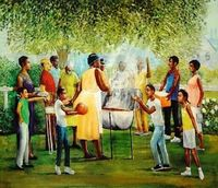 Would love to be part of a reunion for my mother's side of the family. Will likely never happen, but nice to imagine. african american family reunion ideas | The Wood Family Reunion Mission