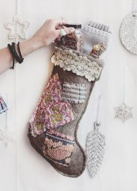 My favorite part of holiday gift giving has always been assembling (and receiving) the perfect stocking. When I was a child, I always anticipated receiving my s