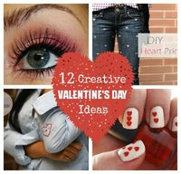 Valentine's Day #diy projects