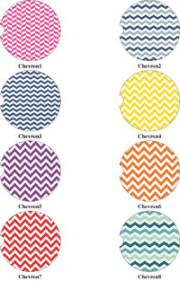 2 Absorbent Car Coasters, Chevrons 1-8, Car Accessories for her, Auto Coaster, Coaster, Cup Holder Coaster, Gift For Her, For Him $14.00