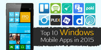 Windows Phone has generated a lot of excitement in the recent months and finally it seems Microsoft has a product that can offer competition to Android and iOS. The slow yet steady growth has led to rejuvenation of the Windows mobile app development indus...