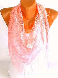 Skull Scarf, Shawl, Day of the Dead Scarf, Halloween, Tulle Cowl Wrap, Triangle Cut Shawl, Lightweight summer Scarf, Gift for her for mom $15.00