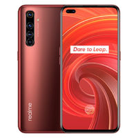 Realme X50 Pro 5G IN Version 6.44 inch FHD+ 90Hz Refresh Rate 180Hz Touch Sensing NFC Android 10 4200mAh 65W SuperDart Charge 64MP AI Quad Rear Camera 12GB 256GB Snapdragon 865 Smartphone