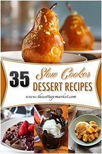 Are you looking for some new desserts! Even better are you looking for some desserts that take care of themselves and are ready when you want them to be? Well y