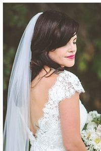 Lovely Allure lace gown
