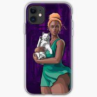Cyberpunk / Synthwave iPhone case