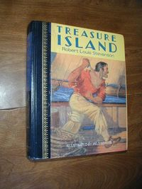 Treasure Island by Robert Louis Stevenson (1986) for sale at Wenzel Thrifty Nickel ecrater store
